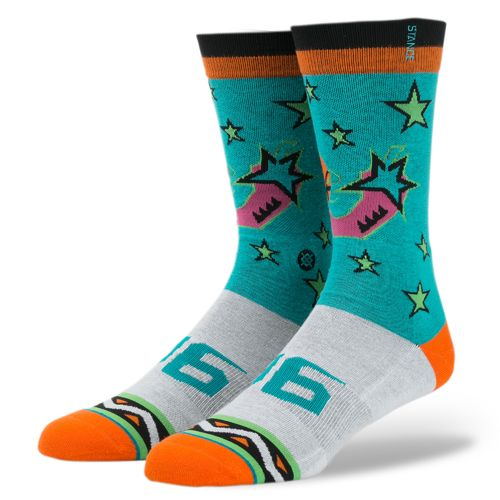 Stance Men's San Antonio Spurs 96 All Star Socks