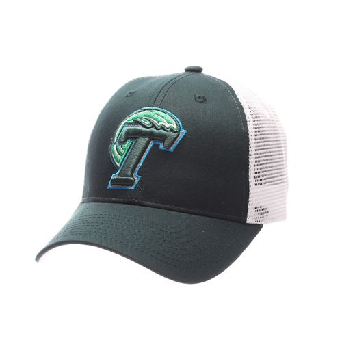 Zephyr Men's Tulane University Big Rig Meshback Cap