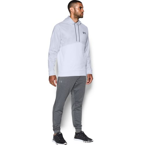 Under Armour Men's Storm Armour Fleece Icon Gameday Hoodie - view number 4