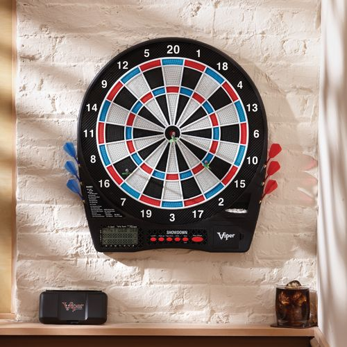 Viper Showdown Electronic Dartboard - view number 10