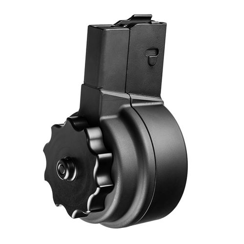 X Products X-25 .308 Win./7.62 NATO AR-15 50-Round Drum Magazine - view number 2