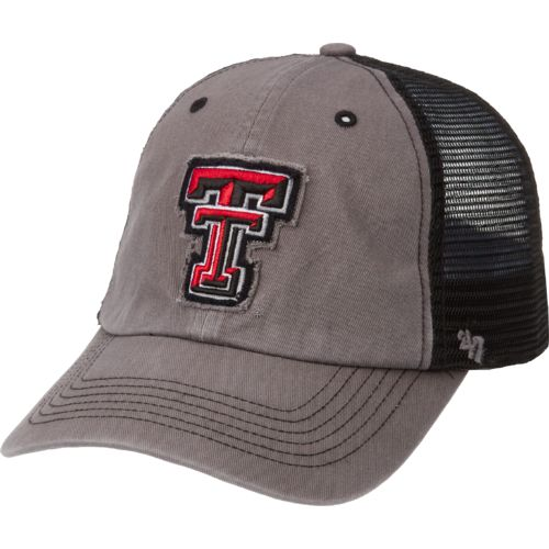 '47 Men's Texas Tech University Blue Mountain Closer Mesh Cap