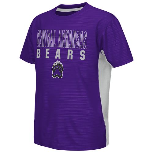 Colosseum Athletics™ Youth University of Central Arkansas In the Vault Cut and Sew T-shirt - view number 1