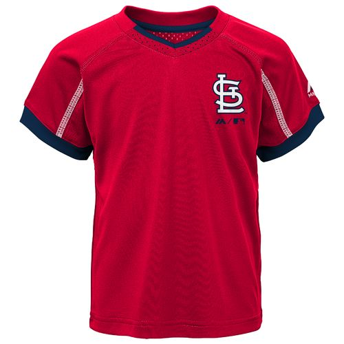 Majestic Toddlers' St. Louis Cardinals Legacy Short Set