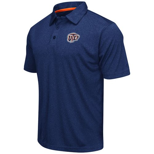 Colosseum Athletics™ Men's University of Texas at El Paso Academy Axis Polo Shirt - view number 1