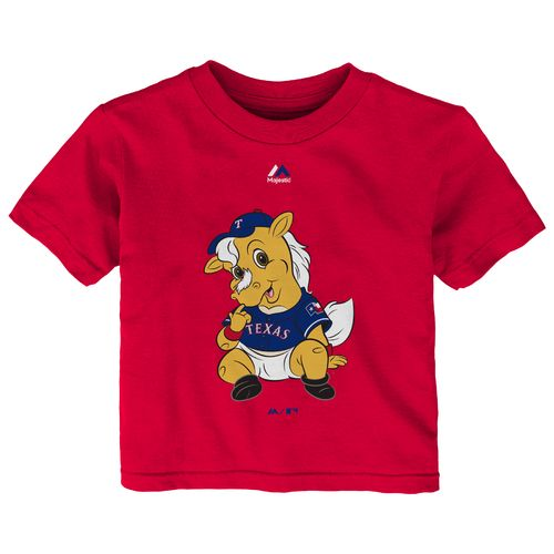 MLB Infants' Texas Rangers Mascot T-shirt