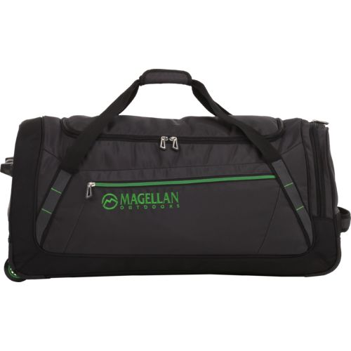 Magellan Outdoors 30 in Wheeled Duffel Bag - view number 4