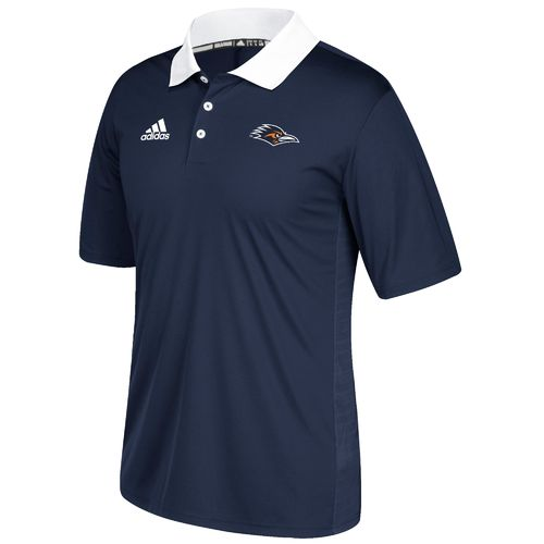 adidas Men's University of Texas at San Antonio Sideline Coaches Polo Shirt