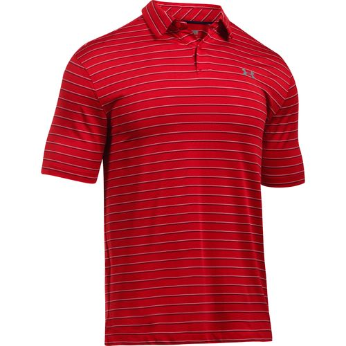 Under Armour Men's UA CoolSwitch Putting Stripe Polo Shirt
