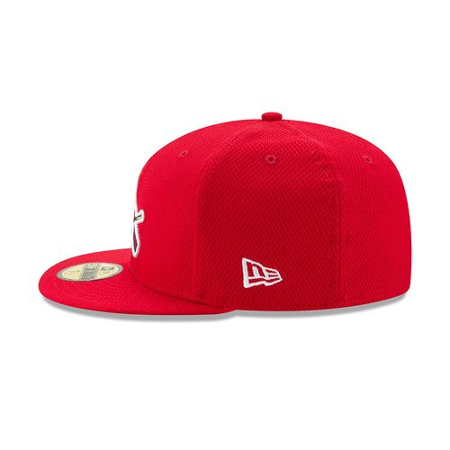 New Era Men's St. Louis Cardinals MLB 17 Diamond Era 59FIFTY Cap - view number 4