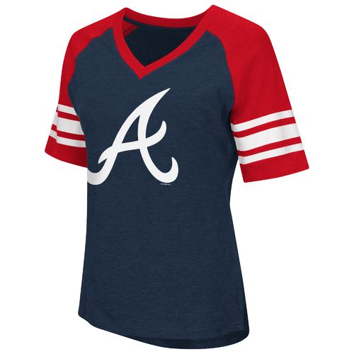 G-III for Her Women's Atlanta Braves Fan Top