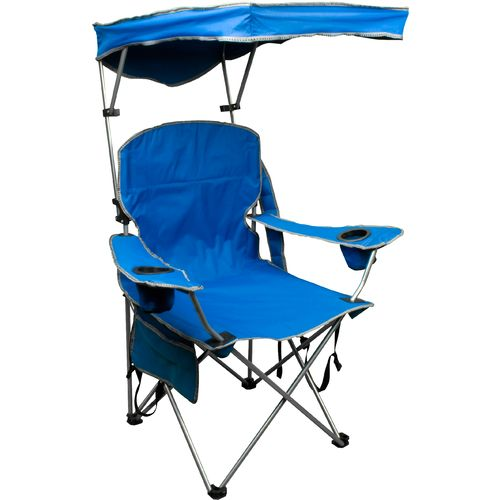Quik Shade Adjustable Shade Canopy Folding Camping Chair