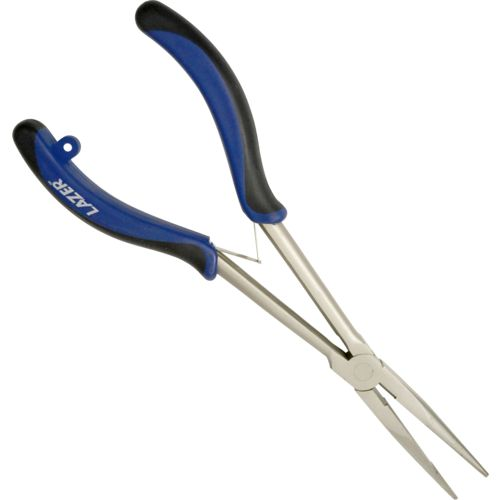 Lazer Sharp 11 in Straight-Nose Pliers