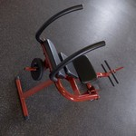 Body-Solid Best Fitness Semi-Recumbent Ab Bench - view number 4