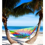 Twisted Root Design Tie Dye Hammock - view number 3