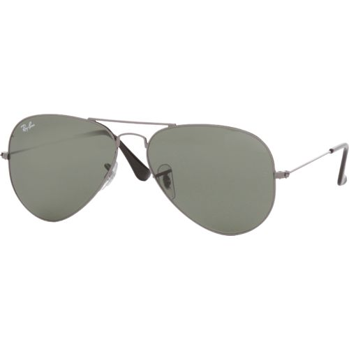 large aviator sunglasses  Ray-Ban Adults\u0027 Aviator Large Metal Sunglasses
