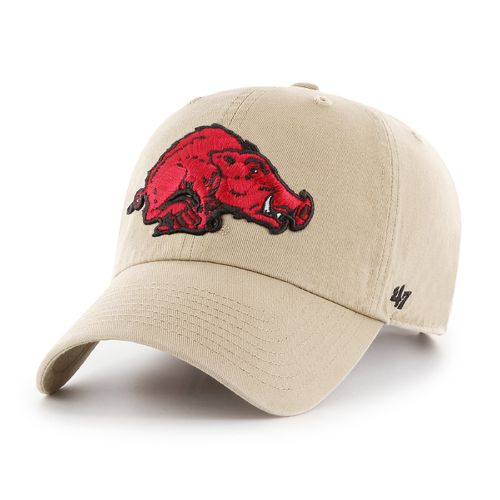 Display product reviews for '47 Adults' University of Arkansas Clean Up Cap