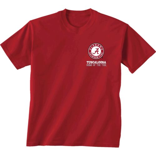 New World Graphics Men's University of Alabama Welcome Sign T-shirt - view number 2