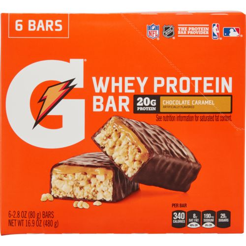 Gatorade Whey Protein Bars