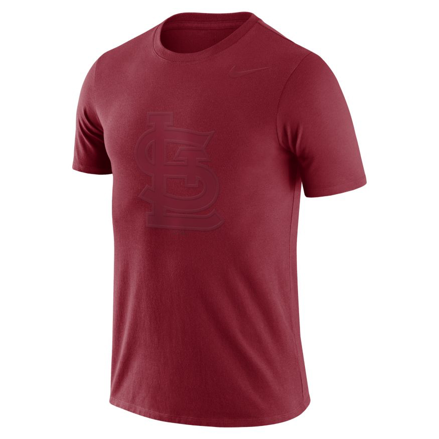 Nike™ Men's St. Louis Cardinals Seasonal Logo T-shirt