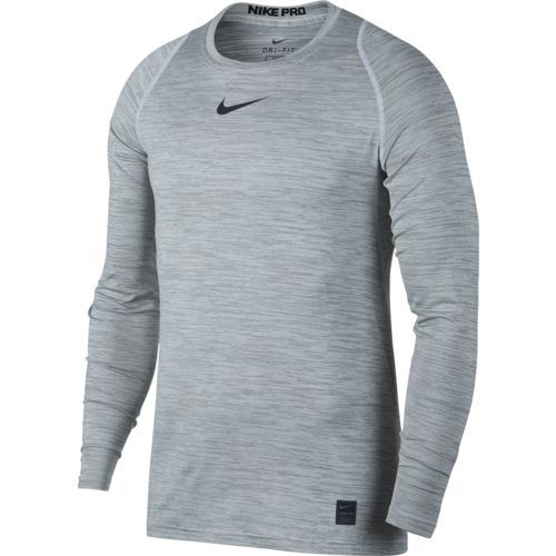 Nike Men's Pro Fitted Long Sleeve Sport Top