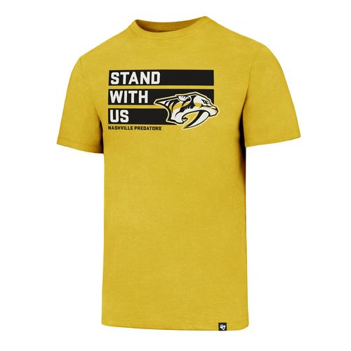 '47 Nashville Predators Stand With Us T-shirt