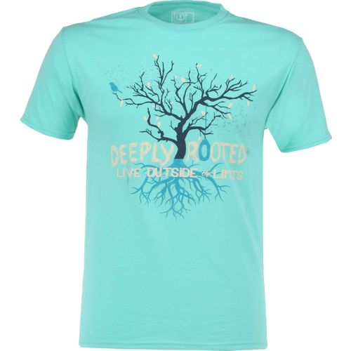 Live Outside the Limits Men's Deeply Rooted T-shirt - view number 1