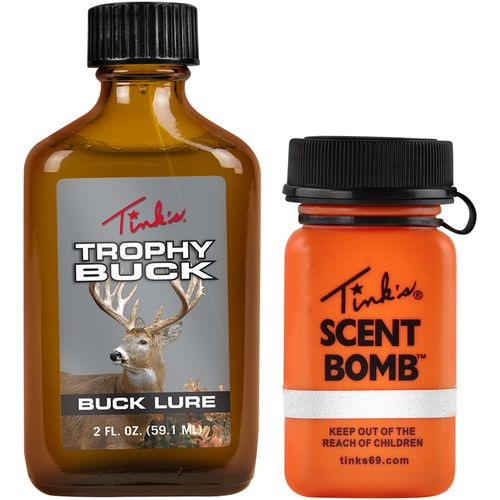 Tink's Trophy Buck 2 oz Lure and Scent Bomb