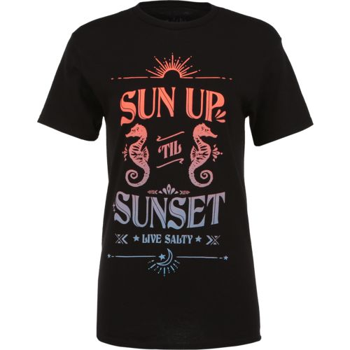 Salt Life Women's Sun Up Short Sleeve T-shirt
