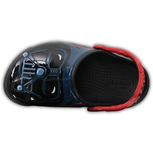 Crocs Boys' Fun Labs Lights Darth Vader Clogs - view number 3