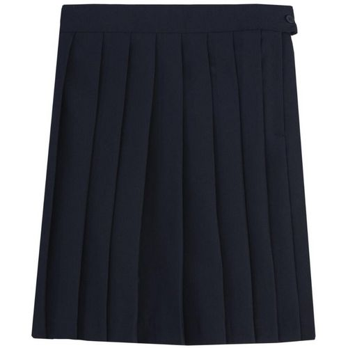 French Toast Girls' Plus Size Pleated Uniform Skirt