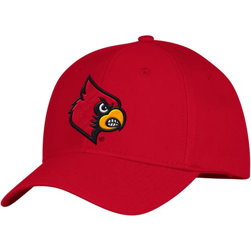 adidas Men's University of Louisville Basic Structured Adjustable Cap