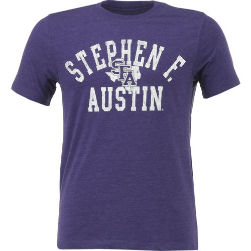 Colosseum Athletics Men's Stephen F. Austin State University Vintage T-shirt