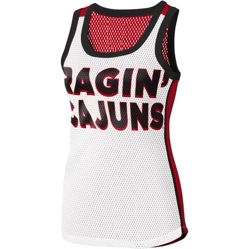 G-III for Her Women's University of Louisiana at Lafayette Opening Day Mesh Tank Top