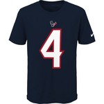 Nike Boys' Houston Texans Deshaun Watson Player Pride Name and Number T-shirt - view number 2