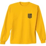 New World Graphics Women's University of Southern Mississippi Faux Pocket Long Sleeve T-shirt - view number 2