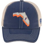 Top of the World Men's University of Florida United 2-Tone Adjustable Cap - view number 1