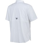 Columbia Sportswear Men's Mississippi State University Low Drag Offshore Short Sleeve Shirt - view number 2