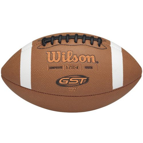 Wilson GST Composite TDY Youth Football - view number 1