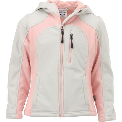 Display product reviews for Magellan Outdoors Girls' Softshell Jacket