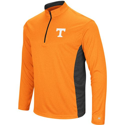 Colosseum Athletics Men's University of Tennessee Audible 1/4 Zip Windshirt