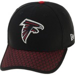 New Era Men's Atlanta Falcons Onfield Sideline Team 2-Tone 39THIRTY Cap - view number 2