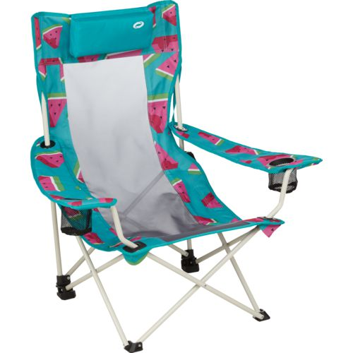 O'Rageous Beach Quad Chair