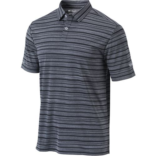 Columbia Sportswear Men's Omni-Freeze ZERO Moving Day Golf Polo Shirt