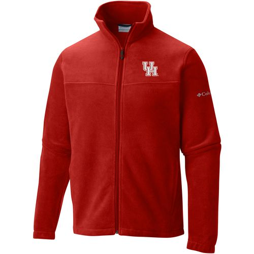 Columbia Sportswear Men's University of Houston Flanker Full Zip Fleece