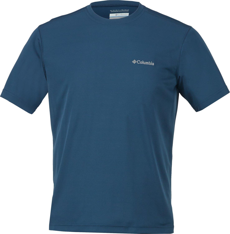 Display product reviews for Columbia Sportswear Men's Meeker Peak Short Sleeve Crew T-shirt