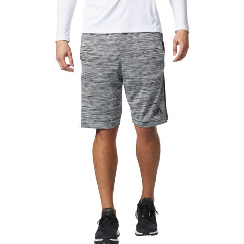 adidas Men's Speedbreaker Tech Heather Short