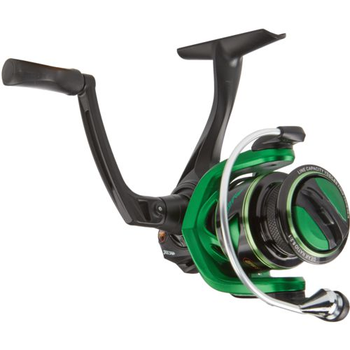 Display product reviews for Lew's Mach Speed Spin Spinning Reel