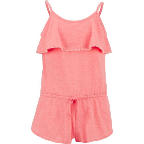 O'Rageous Girls' Romper Swim Cover-Up