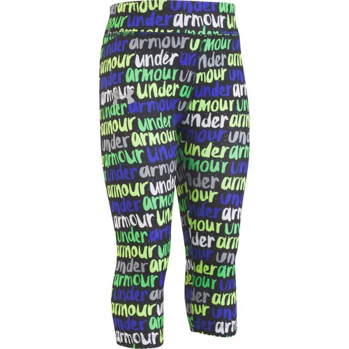 Under Armour Girls' Brushmark Capri Pant